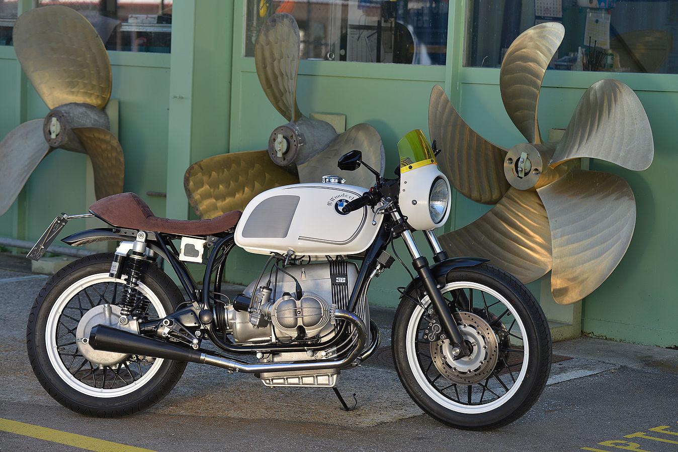 Wunderlich R 100 R Cafe Racer