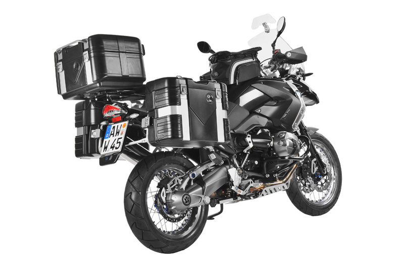 R 1200 Gs Adventure Quot Triple Black Quot
