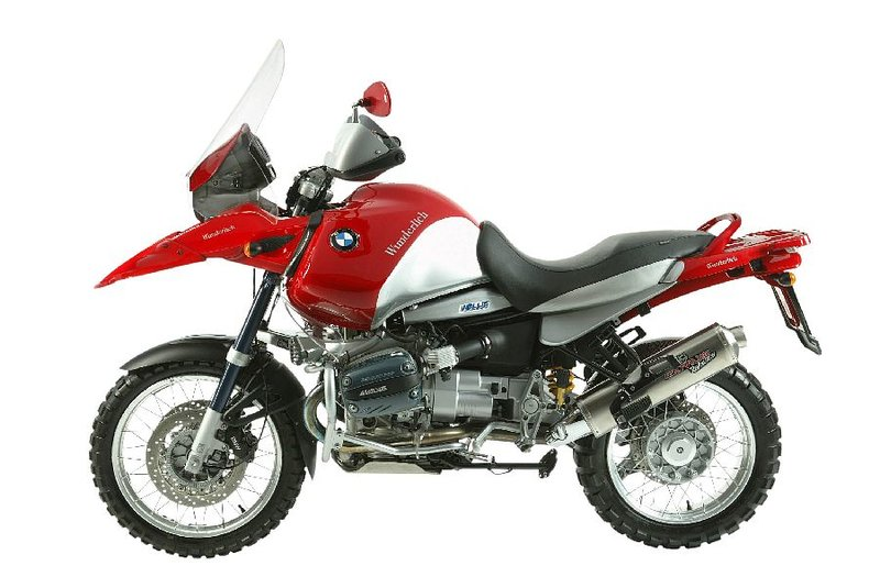 R 1150 Gs Adventure Quot Dakar Power Quot