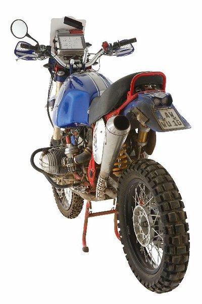 Moto Bmw Gs 100 Idee D Image De Moto