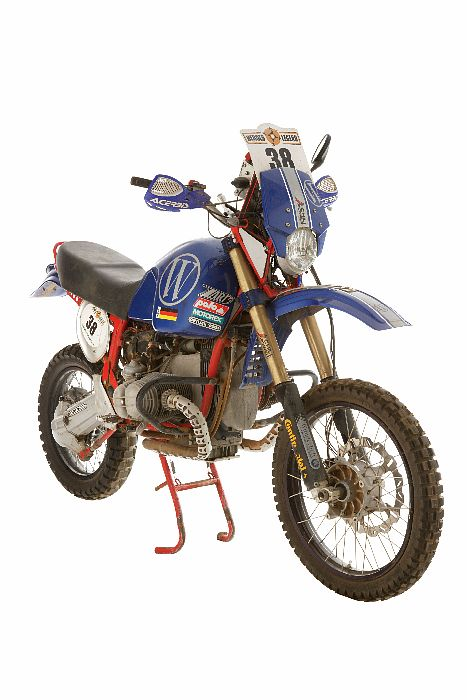 Wunderlich R 100 Gs Dakar Power