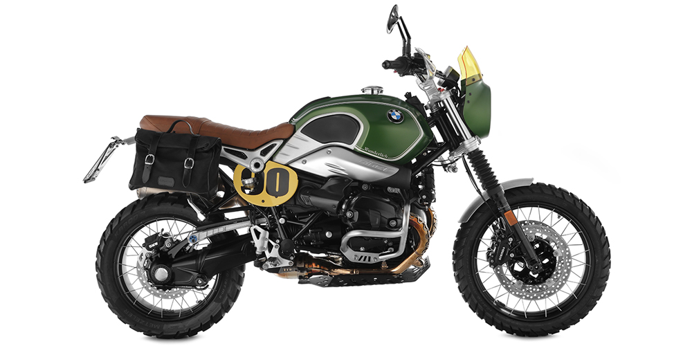 wunderlich r ninet scrambler green hell. Black Bedroom Furniture Sets. Home Design Ideas