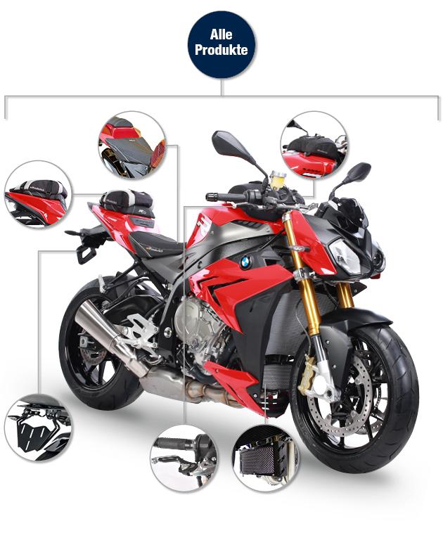 Alles F 252 R 180 S Naked Bike