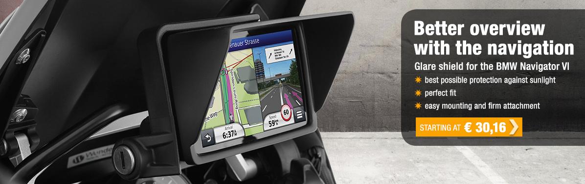 Better overview navigation