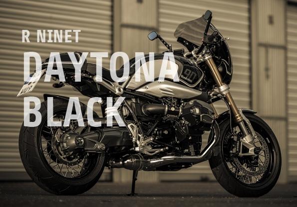 Wunderlich R NineT Daytona Black