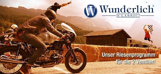 Wunderlich Classic 2 valve