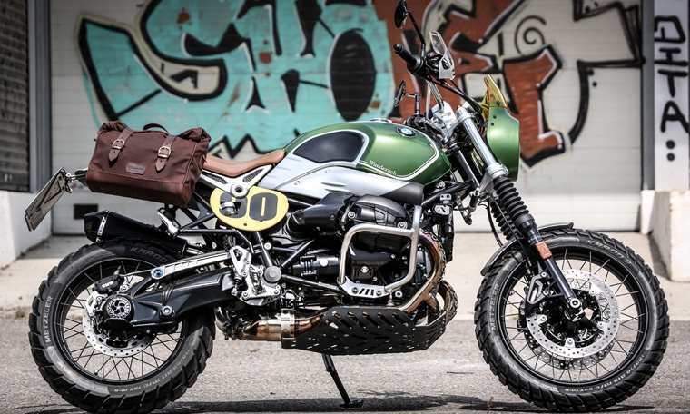 Bmw R Ninet >> BMW R nineT - our products for the brand new roadster