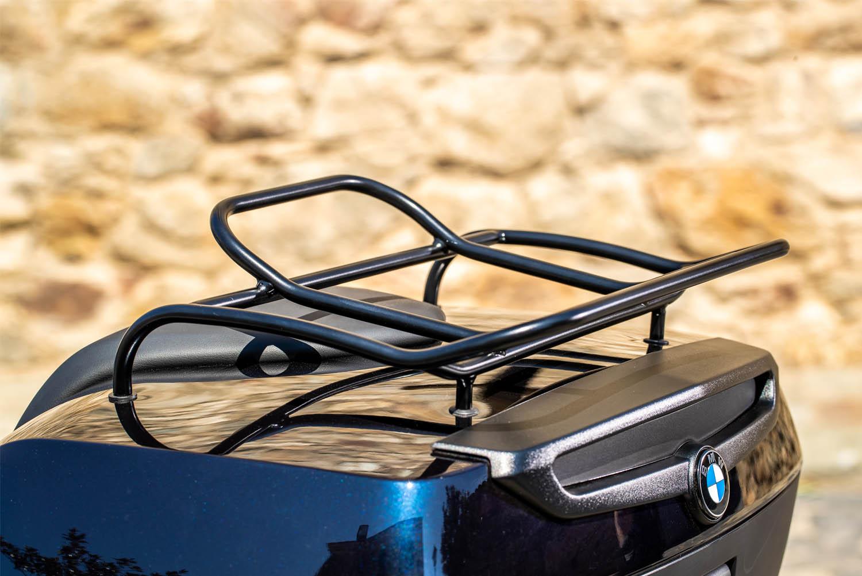 Kit visserie car/Ã/©nage en aluminium SMV750 Dorsoduro 08 Bleu