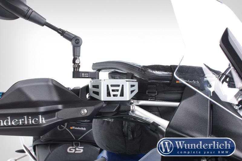 Wunderlich Silver clutch reservoir protector BMW R1200R LC