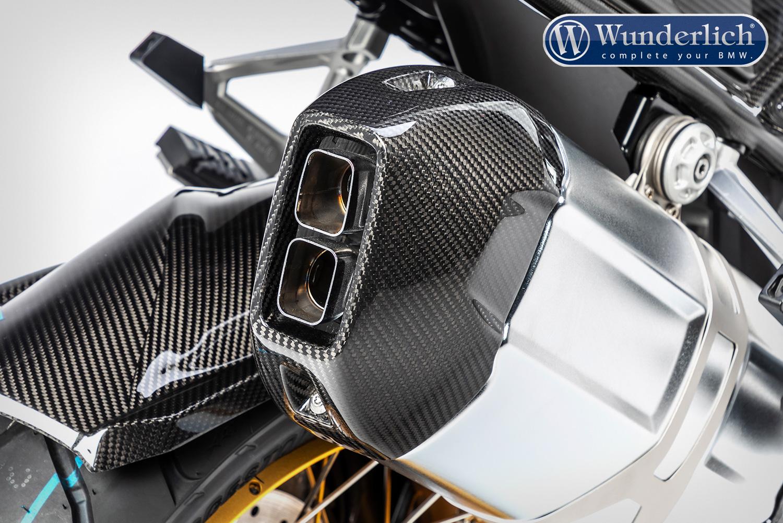 HEAT SHIELD carbon Exhaust BMW GS 1200 R GS 1200 Adventure LC Exhaust