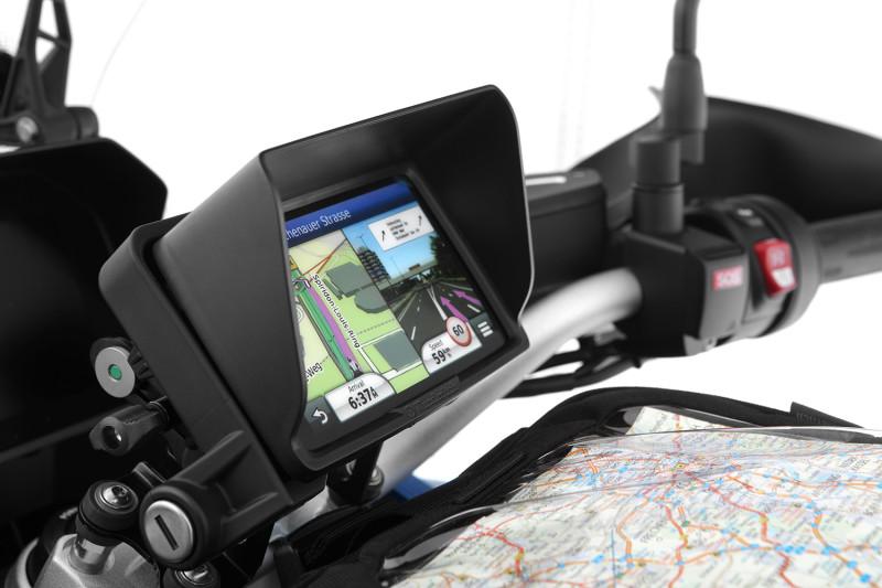 Wunderlich Blendschutz BMW Navigator VI
