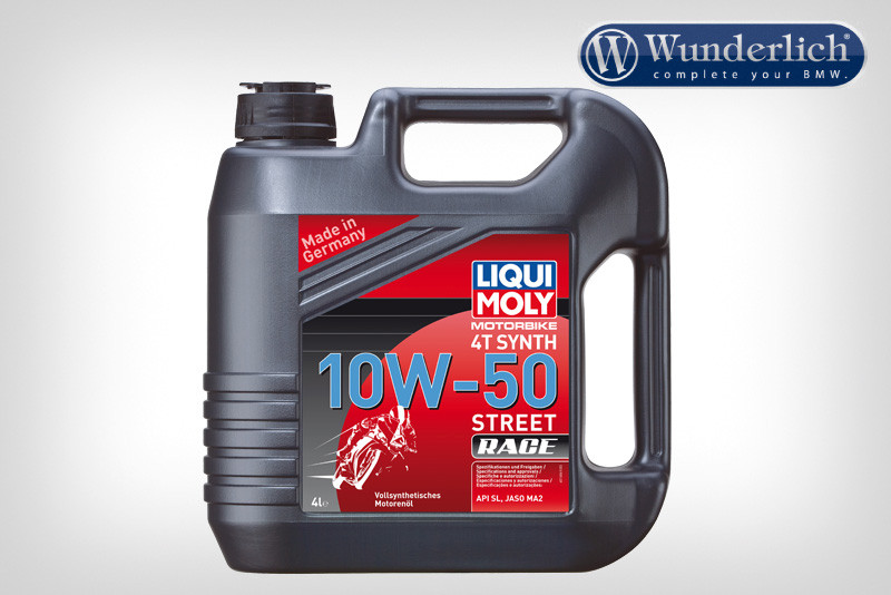 LIQUI MOLY Motoröl Racing Synth 4T 10 W-50