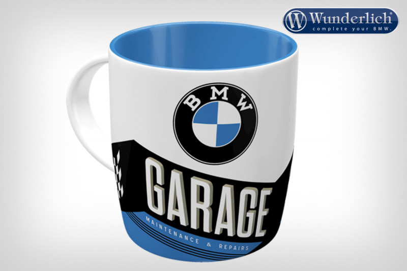 BMW Garage Tasse von Nostalgic Art