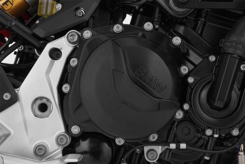 Wunderlich Motorschutzcover Set für Kupplung und Lichtmaschine