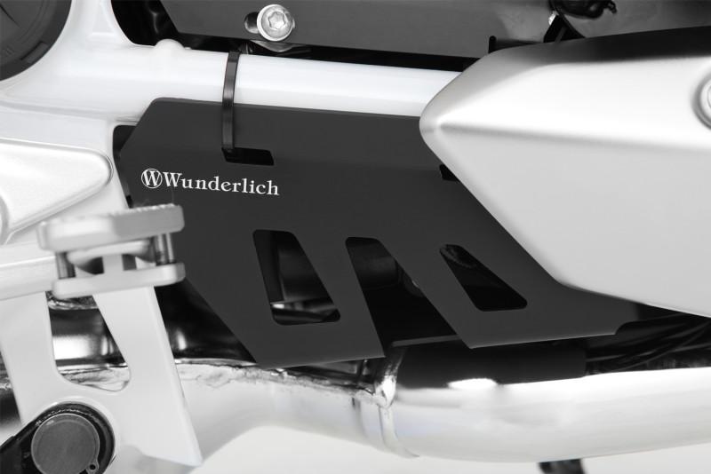 Wunderlich Stellmotor-Schutz für Auspuff-Klappensteuerung