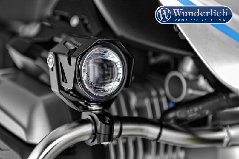 Wunderlich LED-Zusatzscheinwerfer ATON für Bügel-/Rohrmontage