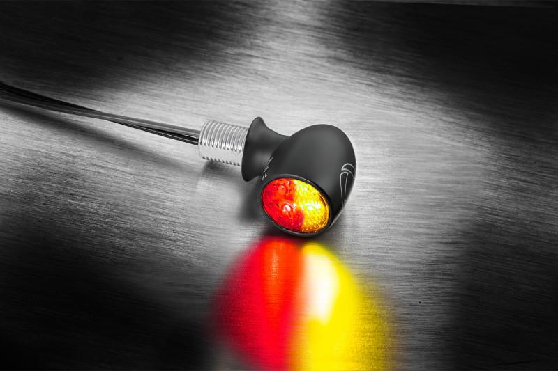 Kellermann LED Blinker mit Rücklicht/Bremslicht-Kombination »Atto®DF«