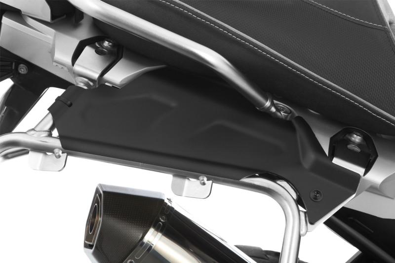 Wunderlich Spritzschutz für Kofferträger