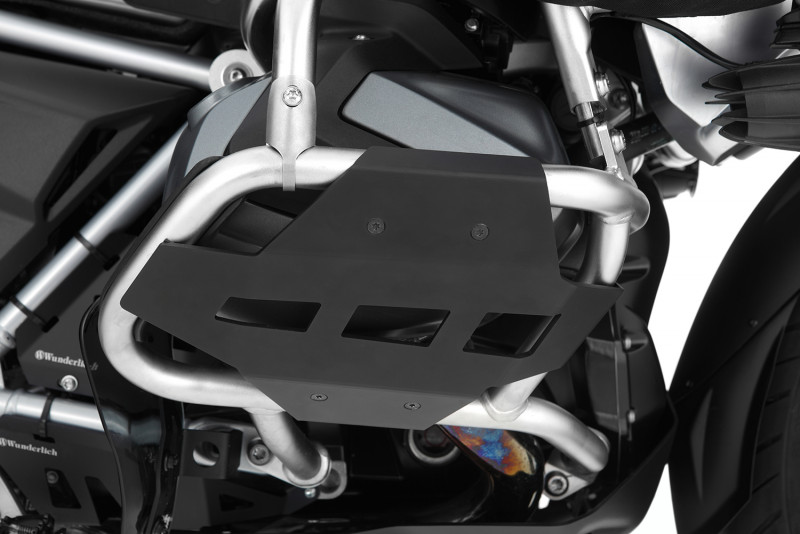 Wunderlich Zylinderkopfschutz für Original Motorschutzbügel
