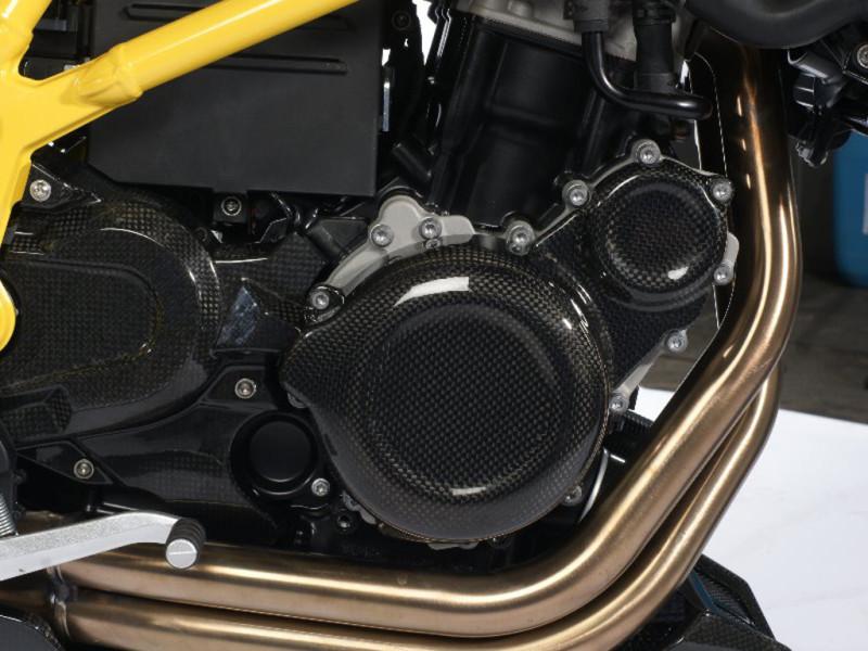 Motordeckelabdeckung rechts