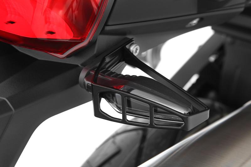 Blinkerschutzbügel für LED-Multifunktionsblinker – langer Sockel