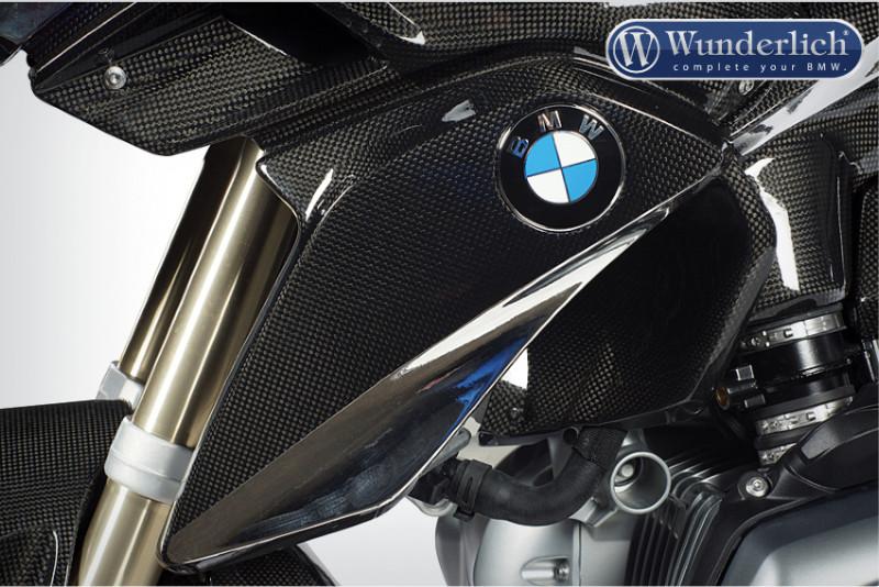 Wasserkühler-Abdeckung (BMW-Emblem-Träger)