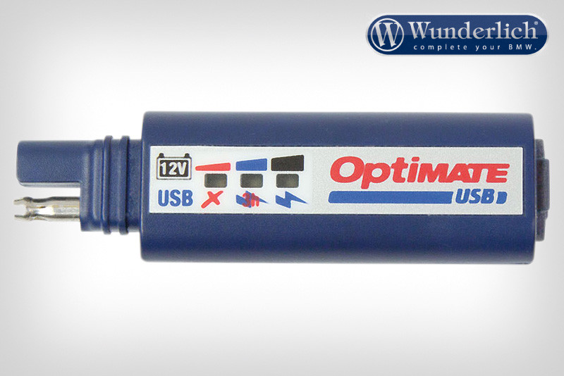 Optimate USB Anschluss
