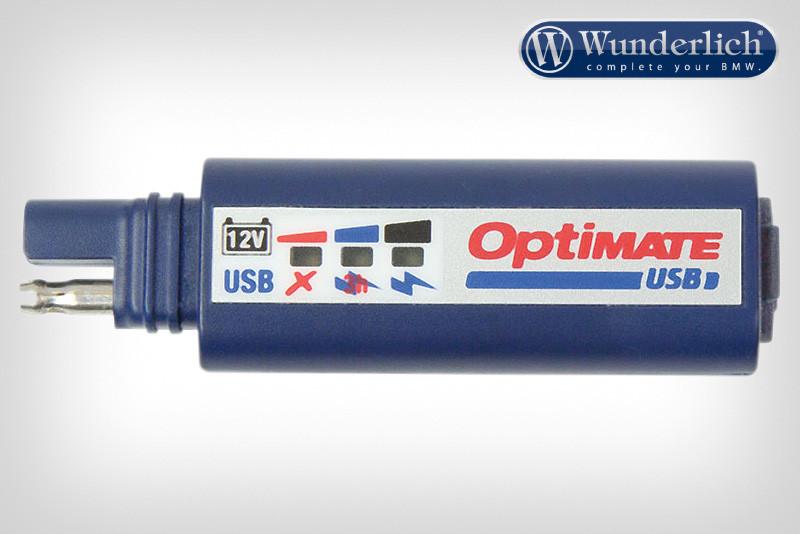 Optimate USB Anschluss