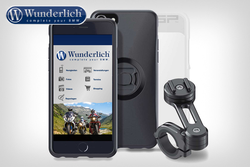 SP-Connect Smartphone-Halterung Moto Bundle