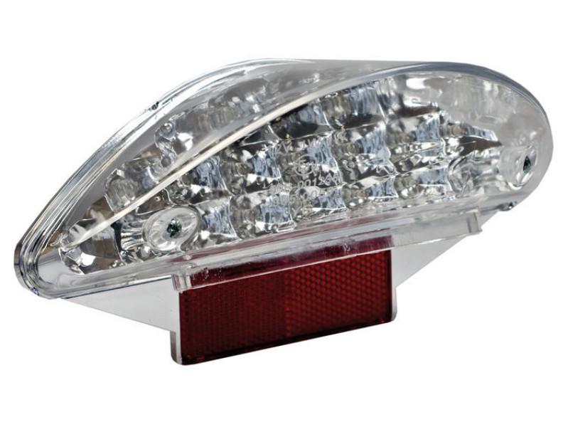 LED Rücklicht Clear