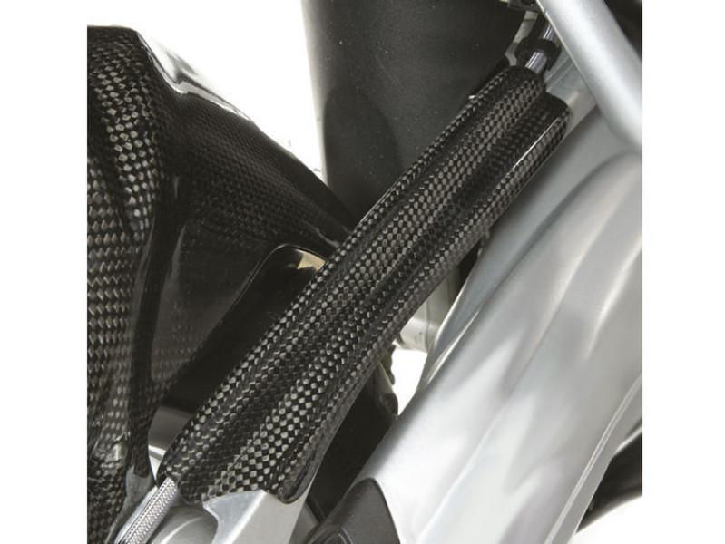Bremsleitungsabdeckung