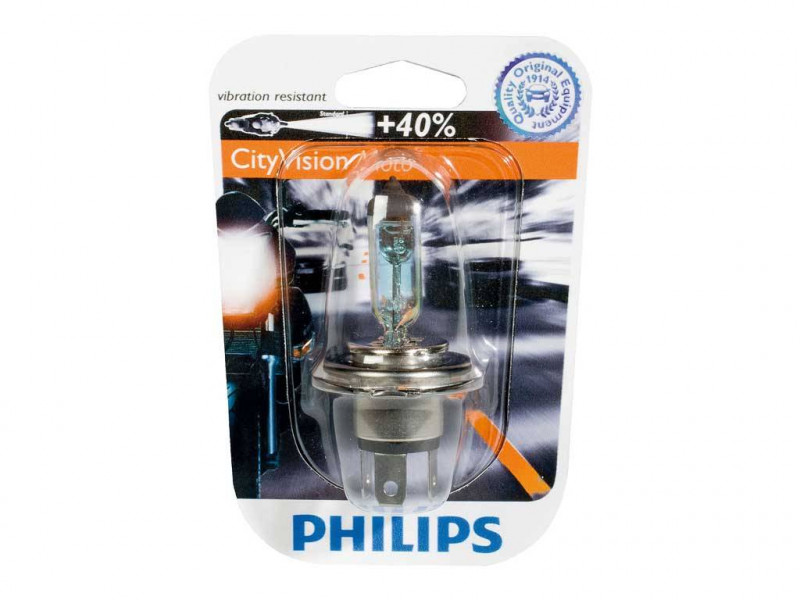 Leuchtmittel Philips City Vision H4 12V 55 | 60W