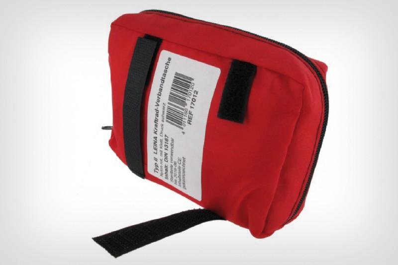 Kraftrad Verbandtasche entspricht DIN 13167
