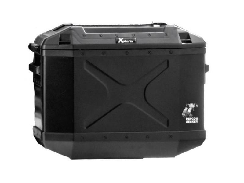 Hepco&Becker »XPLORER« case | 30 litres