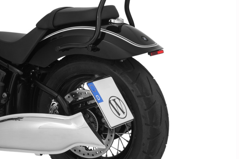 Wunderlich »LOW« tail conversion with indicator bracket