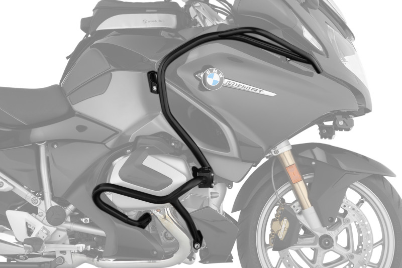 Wunderlich engine, fairing and tank protection bar system