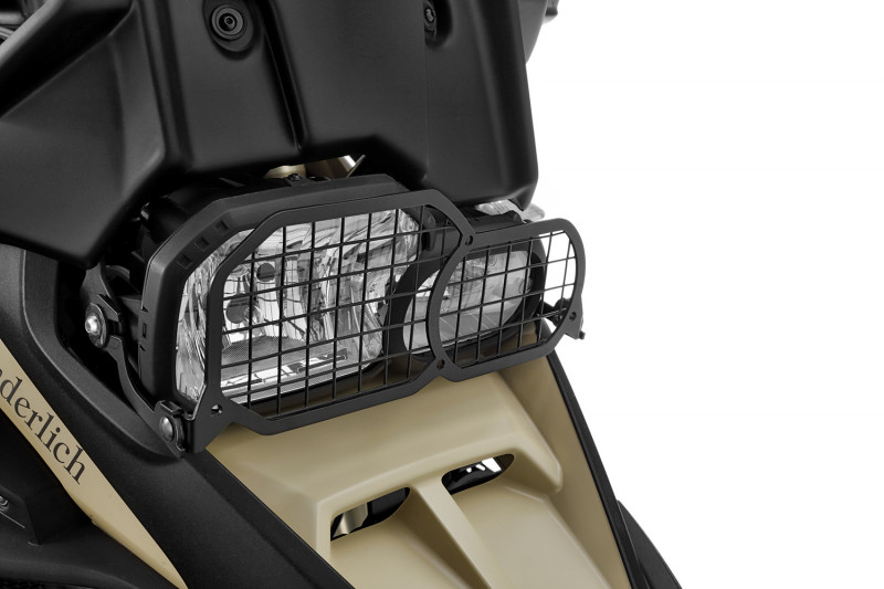 Headlight grille   foldable