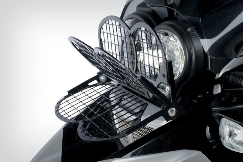Head light grille | foldable