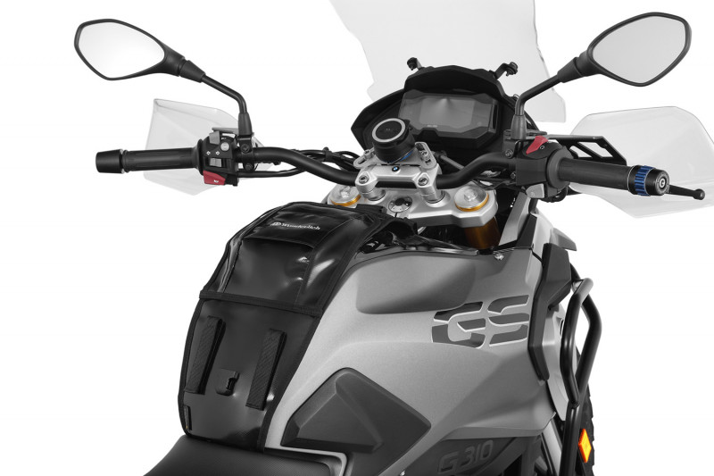 Wunderlich mounting system for »ELEPHANT« tank bag
