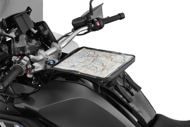 Replacement map holder for tank bag »ELEPHANT«