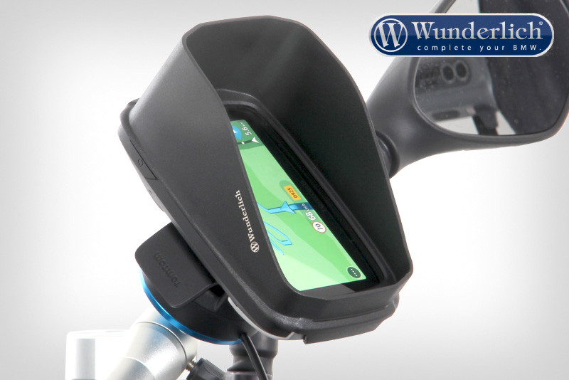 Glare Shield TomTom Rider 550 | 450 | 410 | 400 | 42 | 40  upright