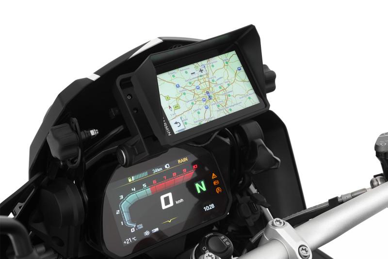 Device glare shield GARMIN Zumo XT