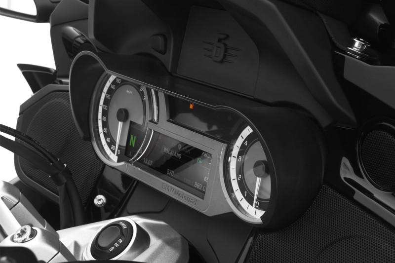 Wunderlich cockpit glare protection