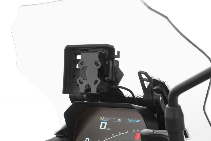 Wunderlich Instrument holder for original navigation systems