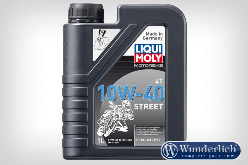 LIQUI MOLY Street 4T 10W-40 1 litre