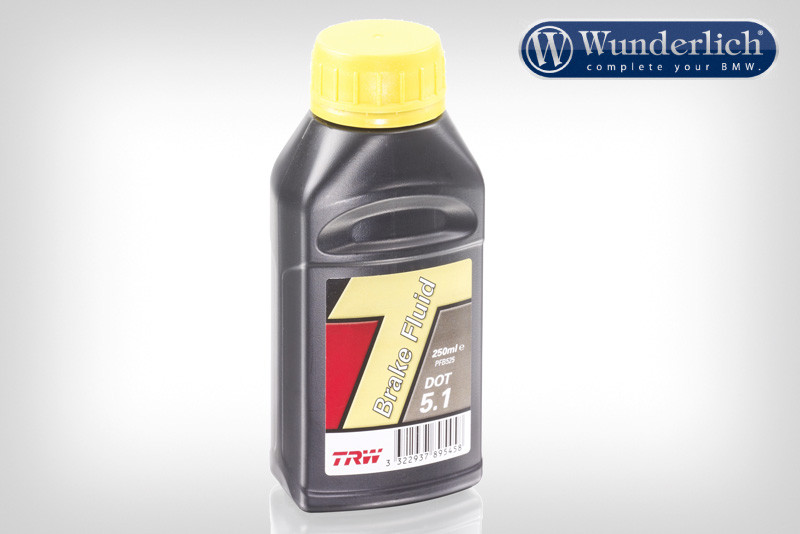 High-performance brake fluid DOT5.1
