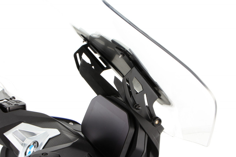 Wunderlich »VARIO« windshield adjustment