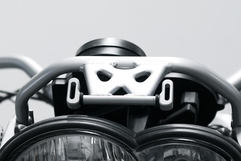 Wunderlich windshield Adjustment (-2007) »VARIO«