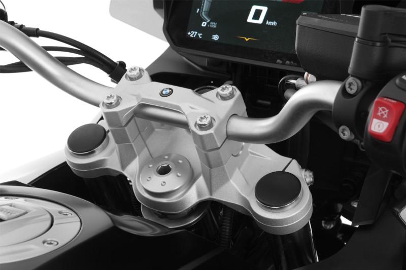 """Wunderlich """"ERGO"""" handlebar riser for models without a BMW sat nav"""