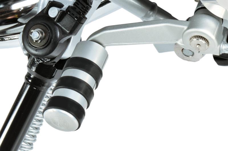 Wunderlich gear / brake lever enlargement Touring